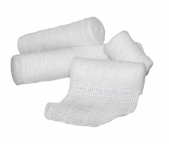 "Conforming Stretch Bandages by Cypress Medical, Sterile, 4"" x 4.1 yd. (Case of 96)"