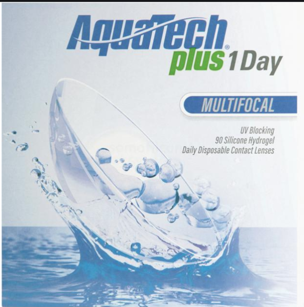 Aquatech Plus 1 Day Multifocal