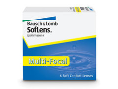 SofLens Multifocal 6 Pack