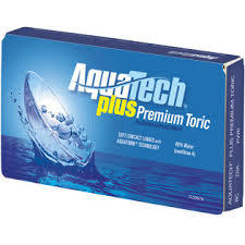 Aquatech Plus Premium Toric 6 pack
