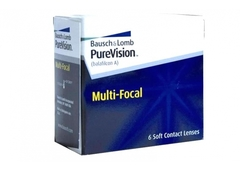 Purevision Multifocal 6 Pack