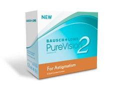 Purevision 2  Toric 6 Pack