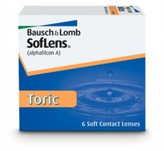 Soflens 66 Toric 6 Pack